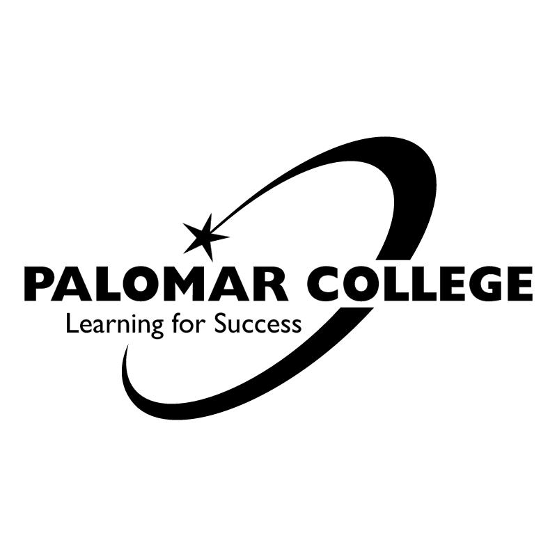 Palomar College vector logo
