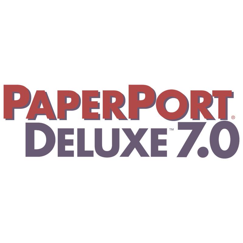 PaperPort vector
