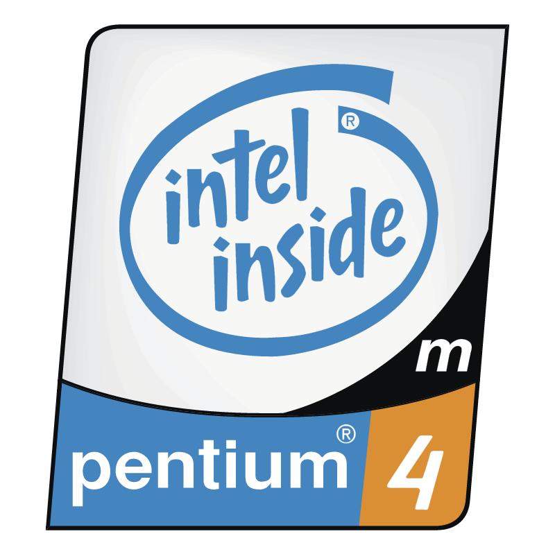 Pentium 4 Processor M vector