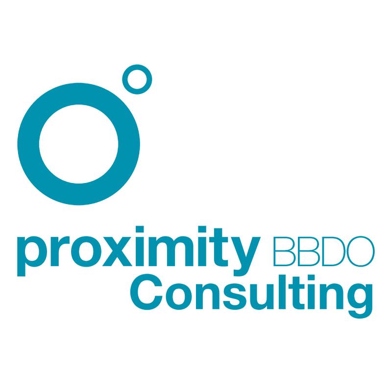 Proximity BBDO Consulting vector