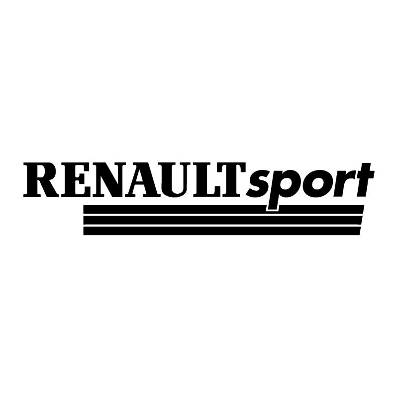 Renault Sport vector