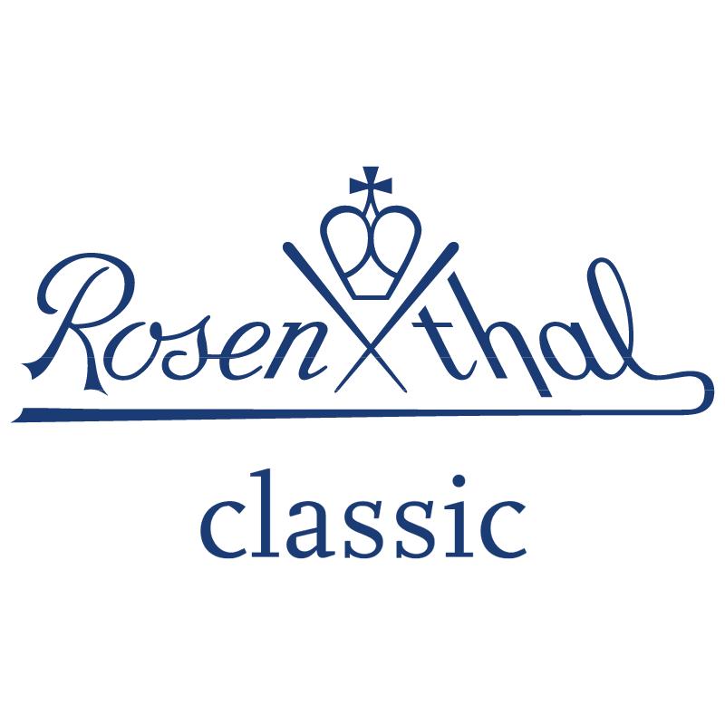 Rosenthal Classic vector logo