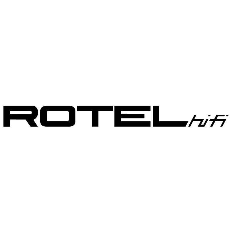 Rotel HiFi vector