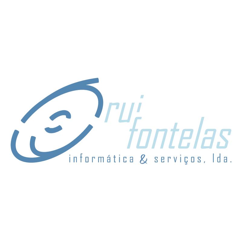 Rui Fontelas vector logo