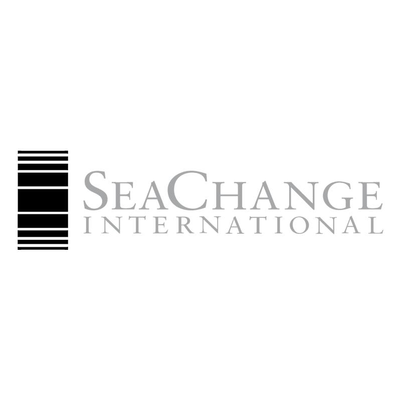 SeaChange International vector