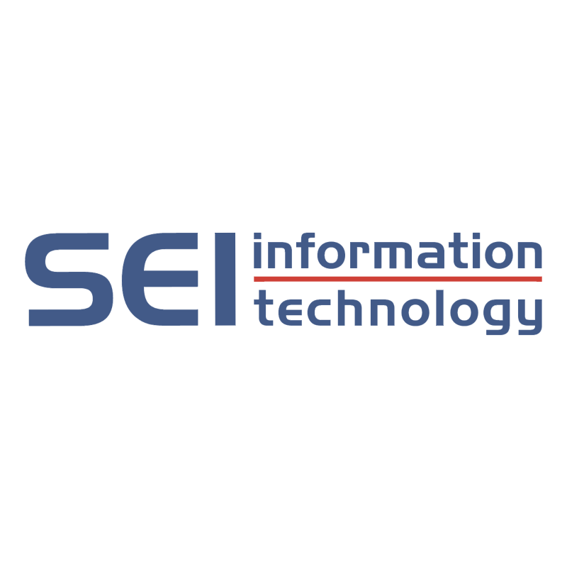 SEI Information Technology vector