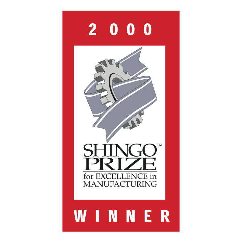 Shingo Prize vector