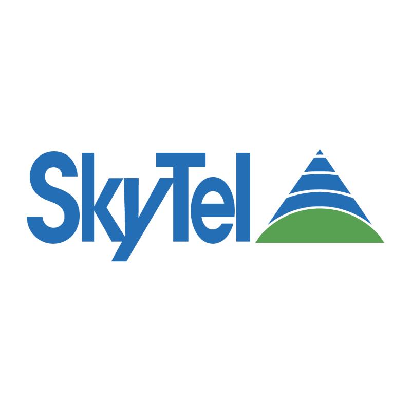 SkyTel vector