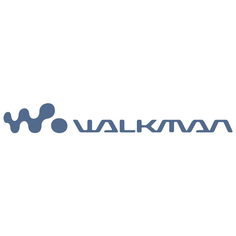 Sony Walkman vector