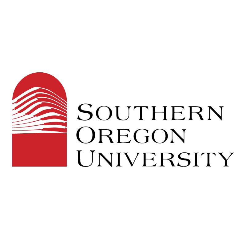 Southern Oregon University vector