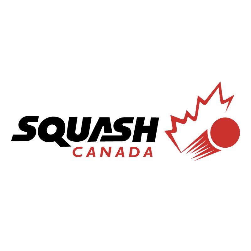 Squash Canada vector logo