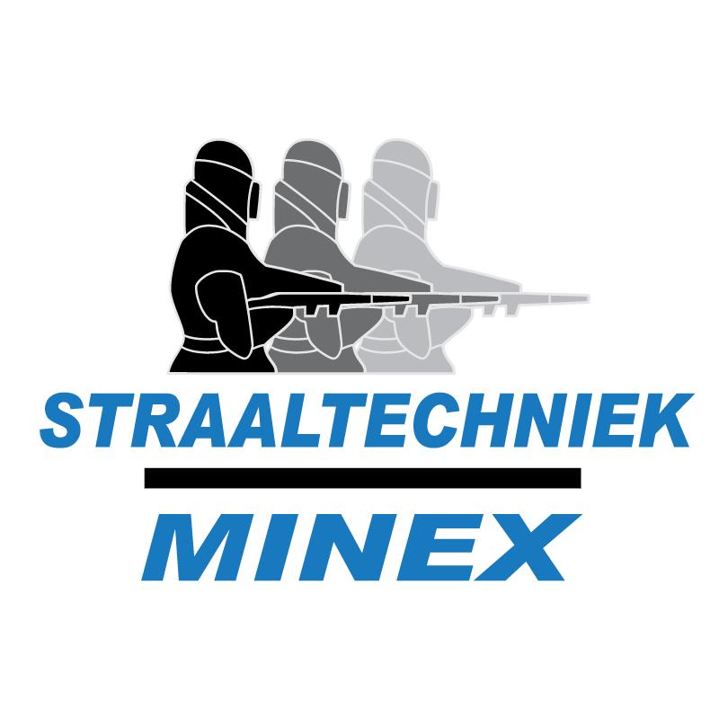 Straaltechniek Minex vector
