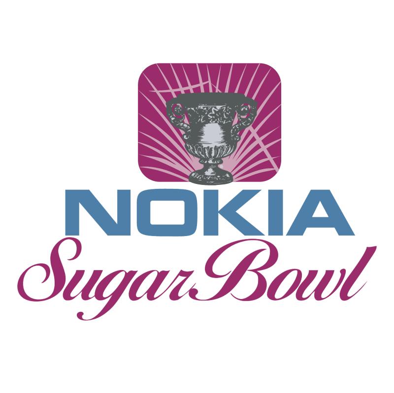 Sugar Bowl vector