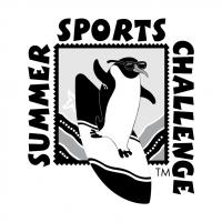 Summer Sports Challenge vector