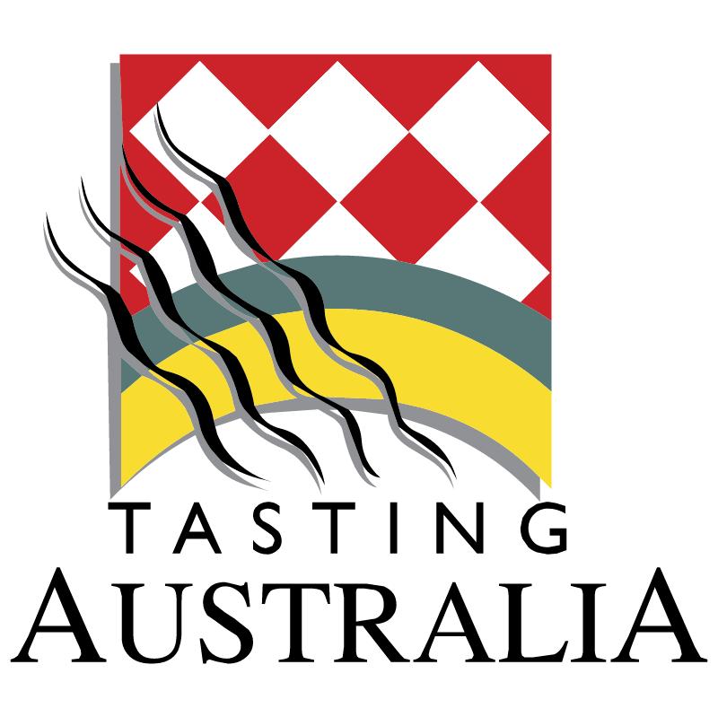 Tasting Australia vector