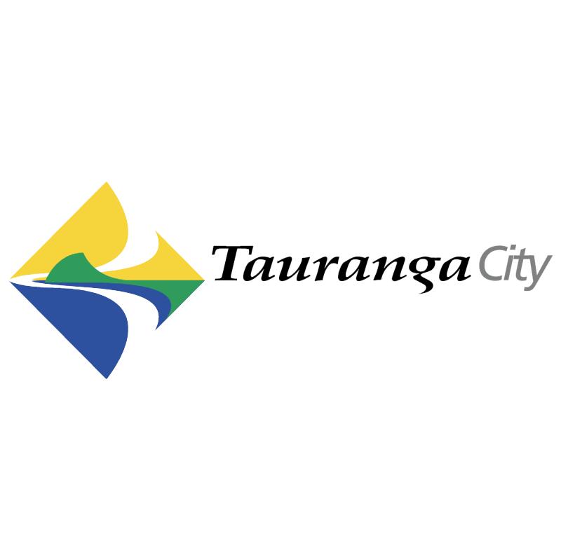 Tauranga City vector