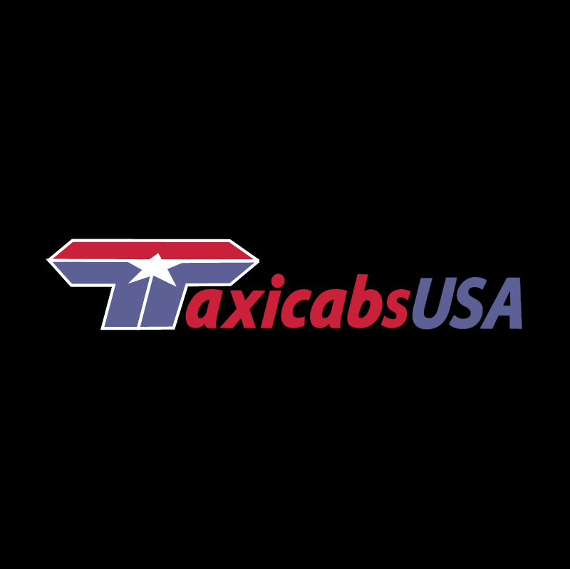 Taxicabs USA vector logo