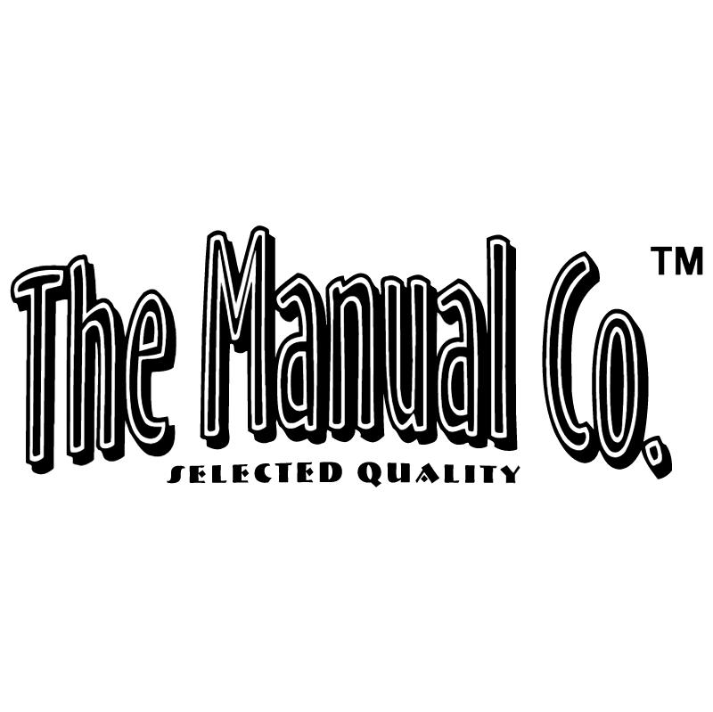 The Manual Co vector logo