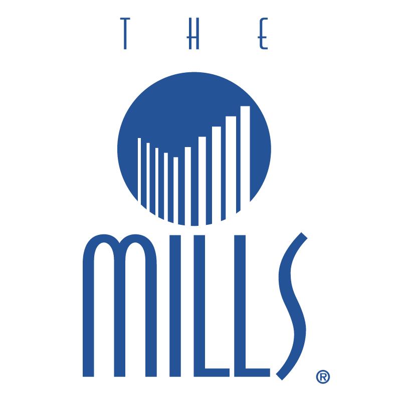 The Mills Corporation vector logo