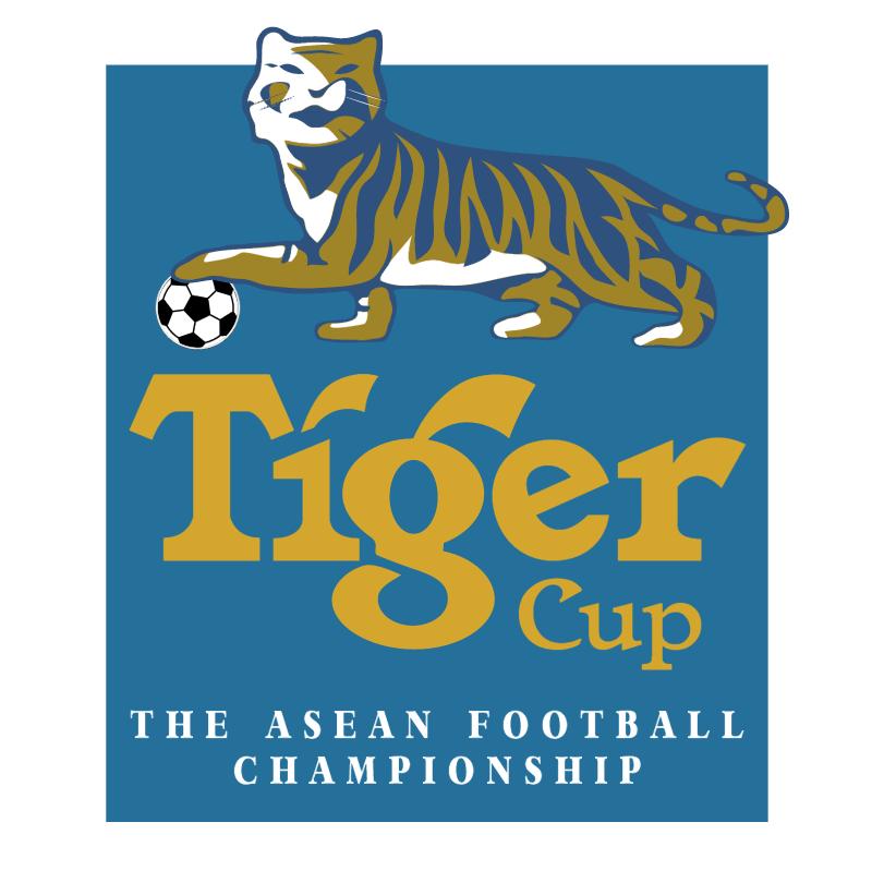 Tiger Cup 2000 vector