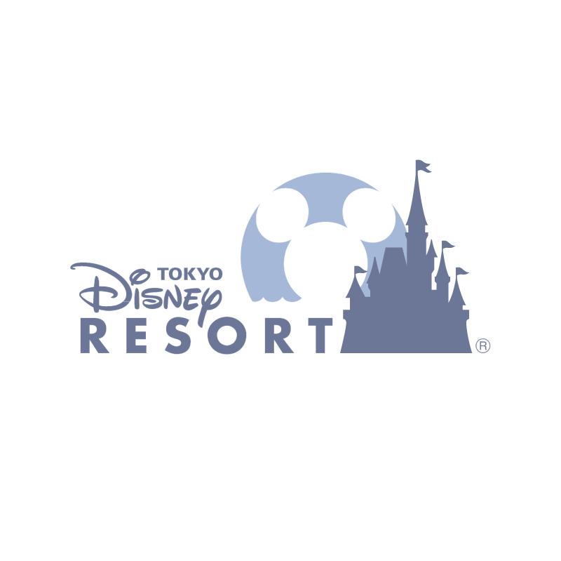 Tokyo Disney Resort vector