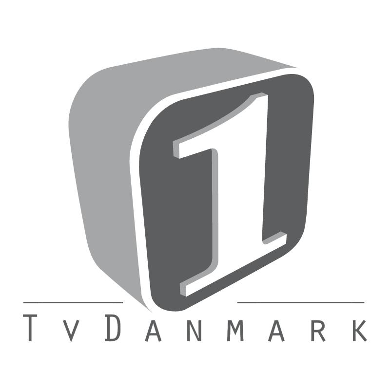 Tv Danmark 1 vector