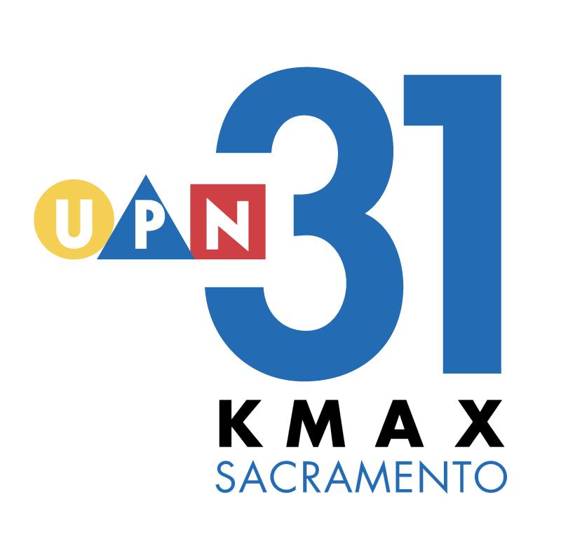 UPN 31 KMAX Sacramento vector