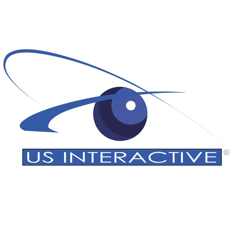 US Interactive vector