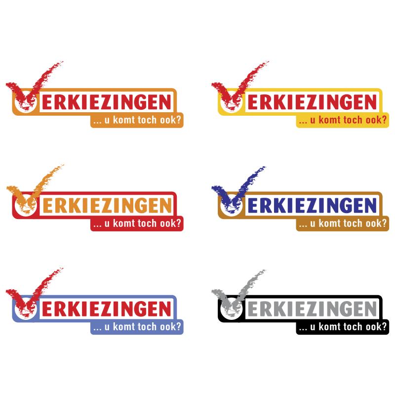 Verkiezingen 2002 vector
