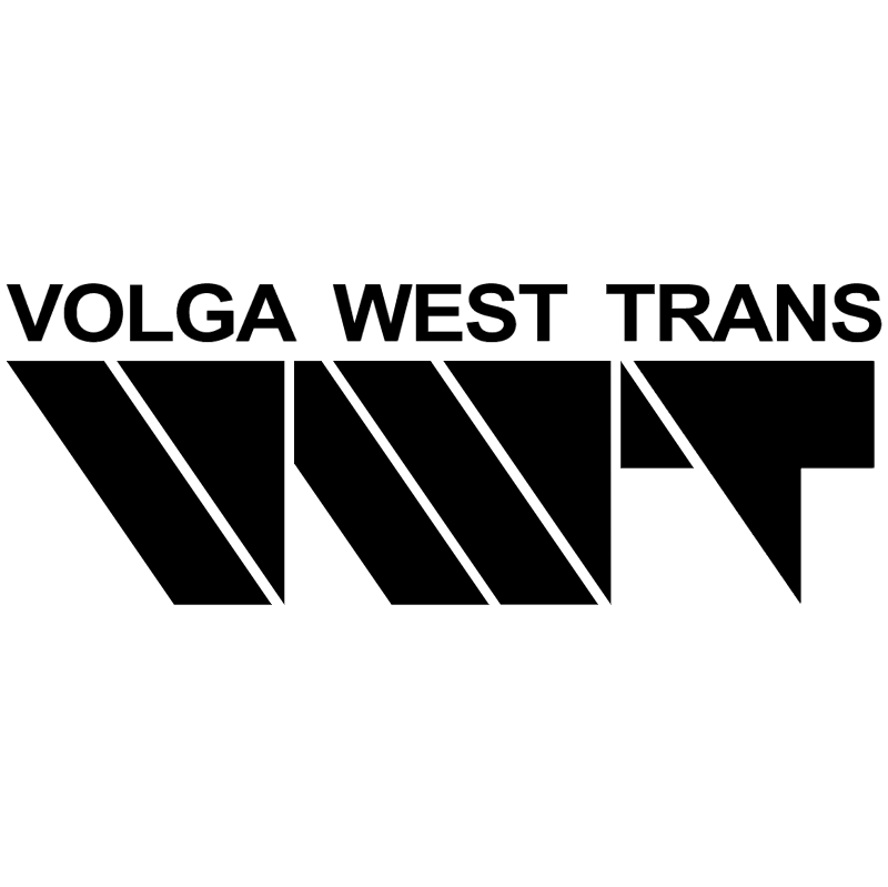 VolgaWestTrans vector logo
