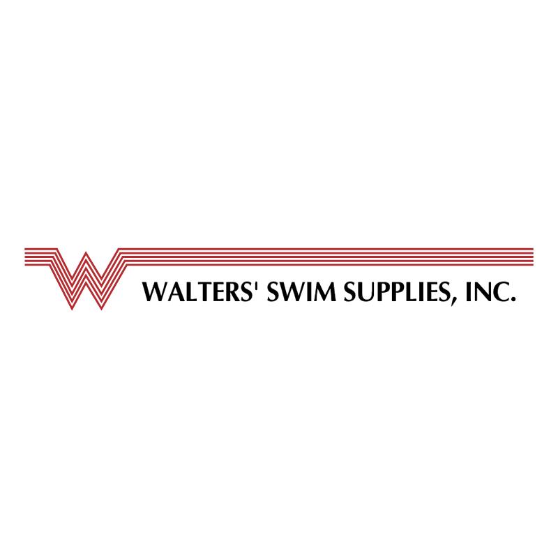 Walters' Swim Supplies vector
