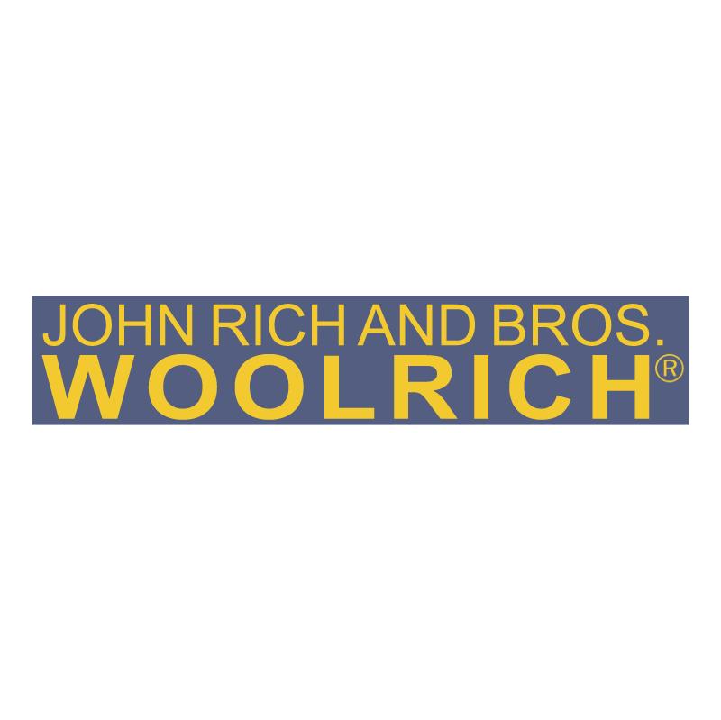 Woolrich vector logo