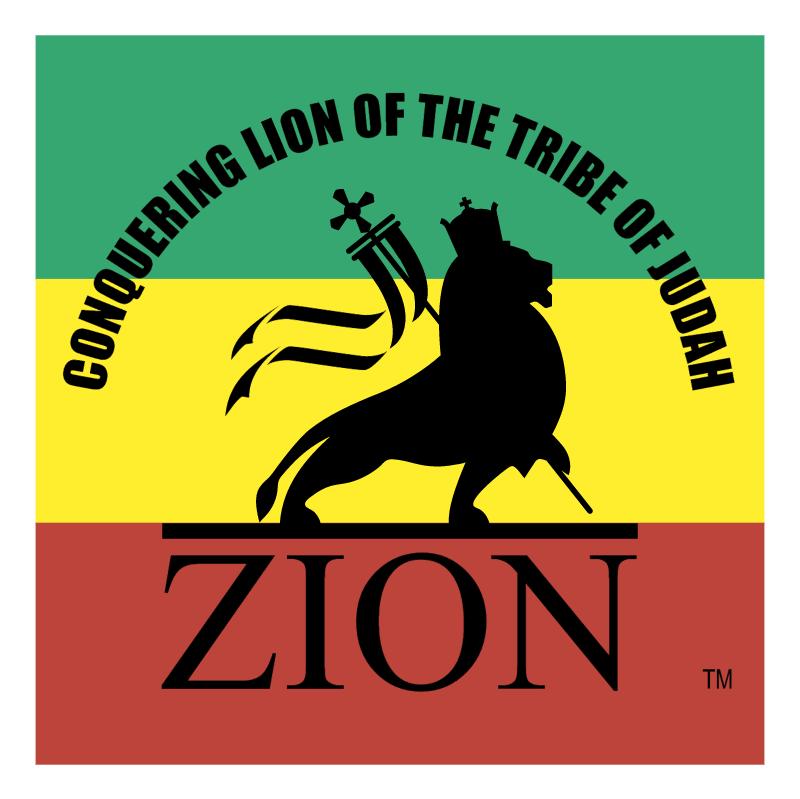 Zion Rootswear vector