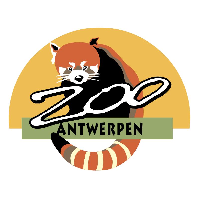 Zoo van Antwerpen vector