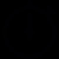 Stopwatch tool vector