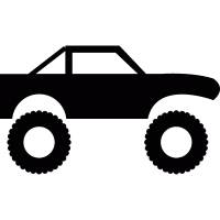 SUV vector