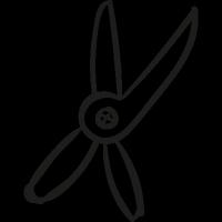 Gardening Cutter vector