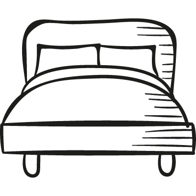 Big Bed vector logo