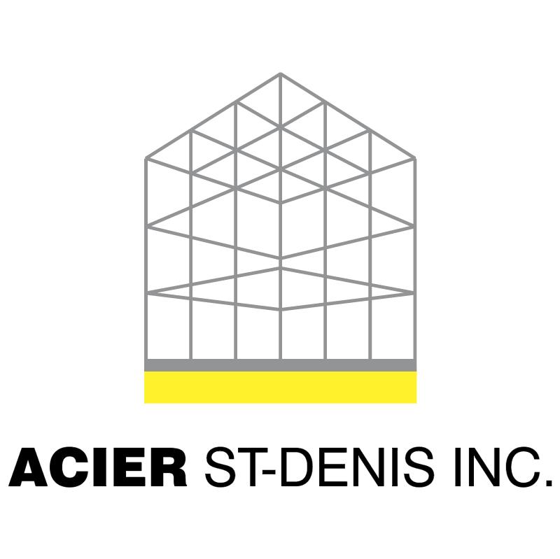 Acier St Denis vector