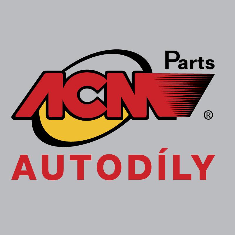 ACM Parts vector