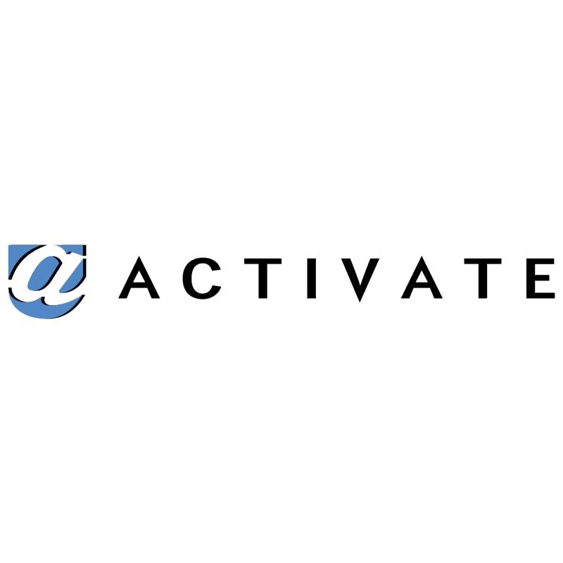 Activate vector logo