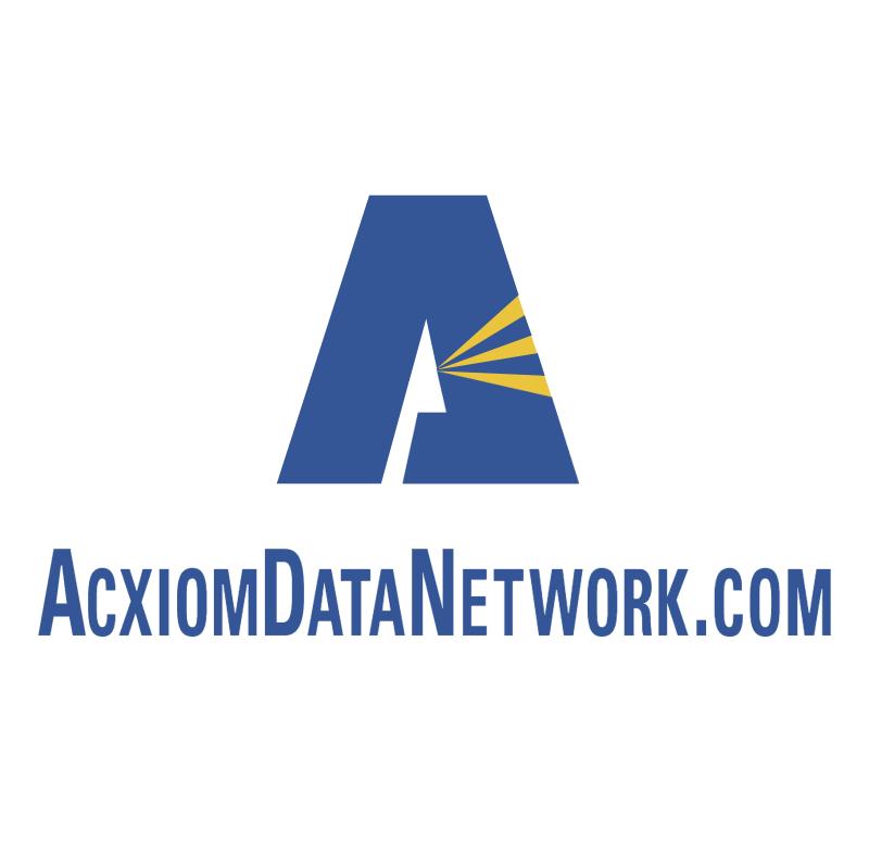 AcxiomDataNetwork com vector