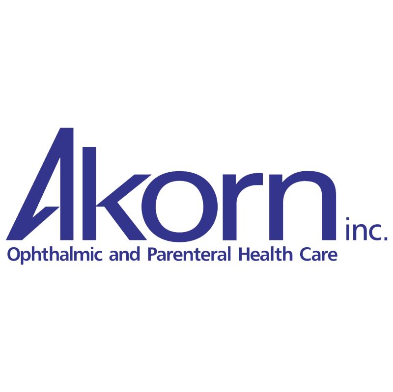 Akorn 22802 vector