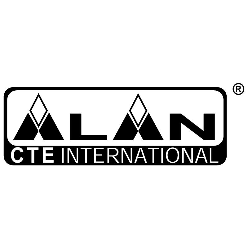 Alan CTE International vector