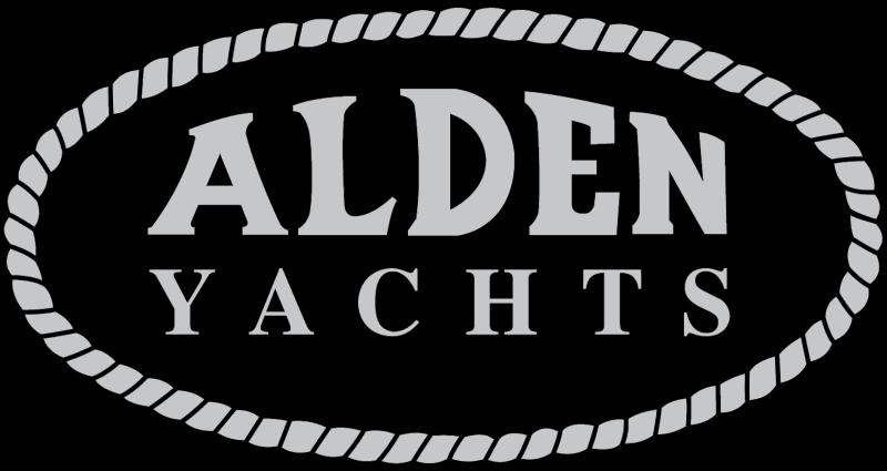alden yachts vector