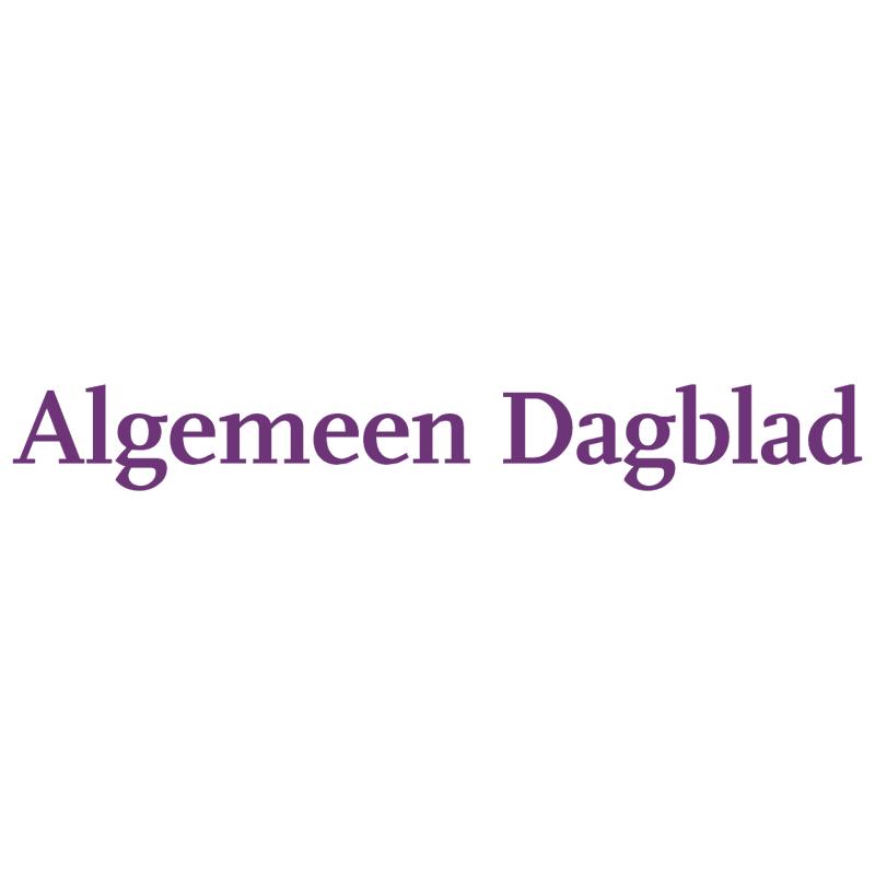 Algemeen Dagblad 24364 vector