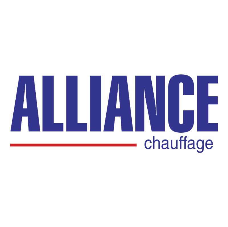 Alliance Chauffage 63957 vector