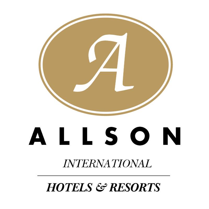 Allson International vector