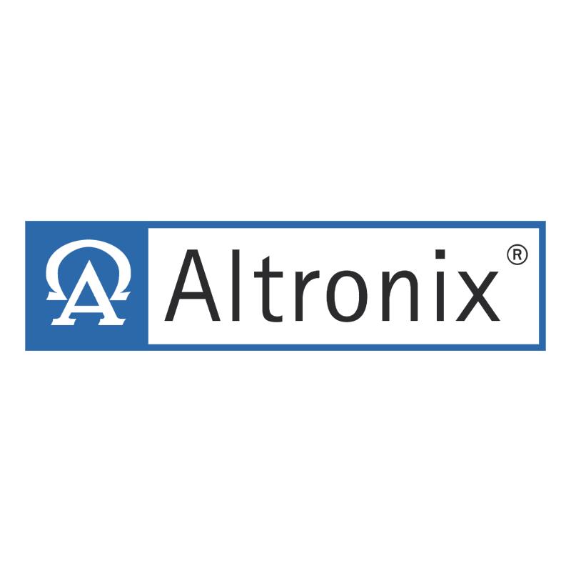 Altronix 60941 vector