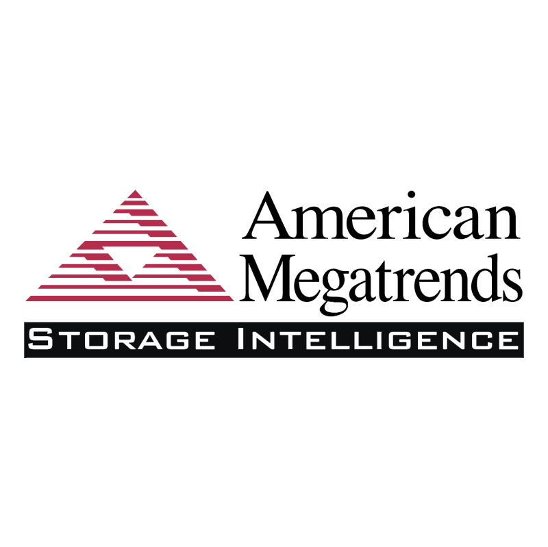 American Megatrends 67335 vector